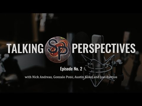 TALKING PERSPECTIVES: Episode No. 2 (Machine Head / Crowdfunding Music Campaigns / Judas Priest)