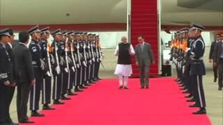 Indian PM Modi arrives in South Korea on bilateral visit