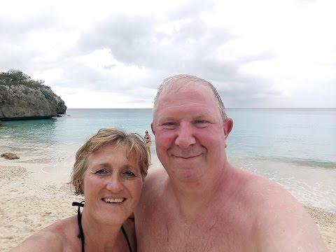 Peter en Ingrid Curaçao 2017