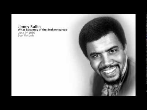 Jimmy Ruffin - What Becomes of the Brokenhearted (HQ)