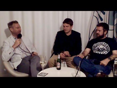 Jeff Berwick, Dan Dicks, Rob Dew, T.Knechtel, Max Bachmann / Speakers´ Corner LIVE (Bilderberg 2016)