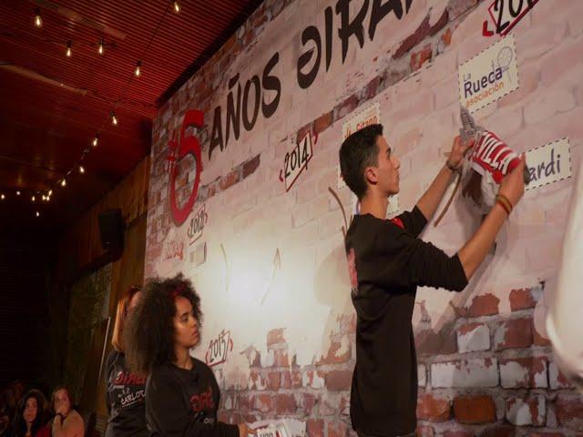 Evento #5AñosGIRAndo