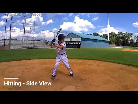 Andrew Calhoun - Catcher - 2020 Grad -Chapin High School, Chapin SC