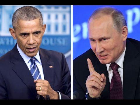 President Obama Cracks Down On Russia Over DNC Email Hacks