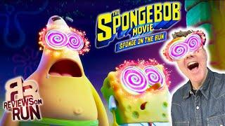 The SpongeBob Movie: Sponge on the Run MOVIE REVIEW! - Electric Playground