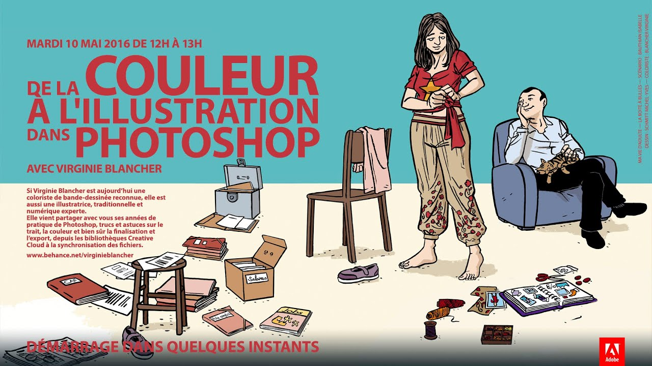 Coloriser ses BD avec Illustrator (French Edition)