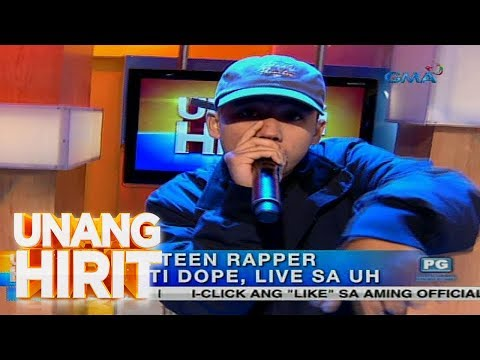 Unang Hirit: Morning Jamming with Shanti Dope
