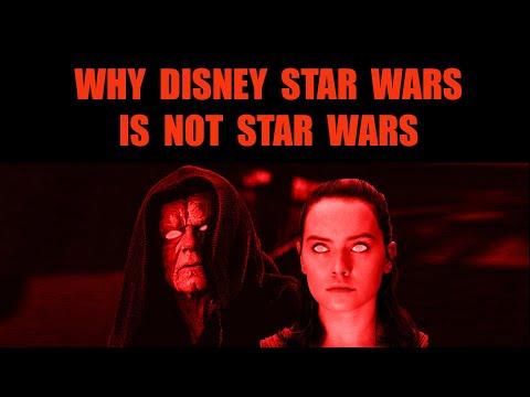 Rise of Skywalker Review | Disney Star Wars is Not Star Wars