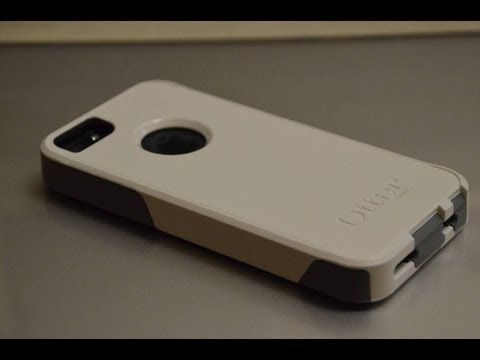 Otterbox Commuter Case (White/Gun Metal Grey) - iPhone 5/5S - Indepth Review