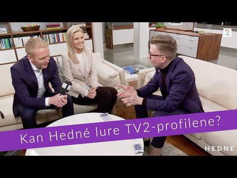 Hedné lurer TV 2-profiler trill rundt