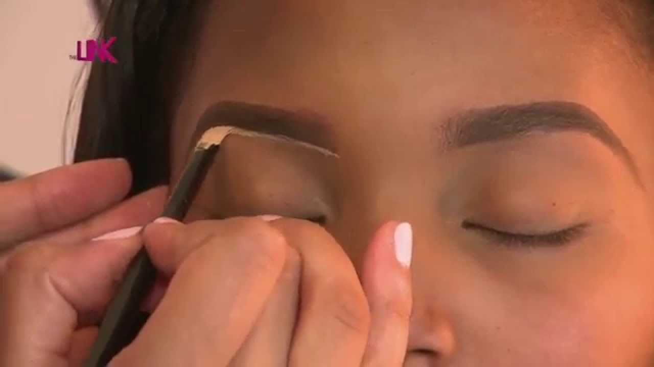 Beauty Box Sculpted Eyebrows With Ellenor The Link Ep 48 Season 3