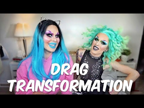 DRAG TRANSFORMATION | GABRIELLE MARION