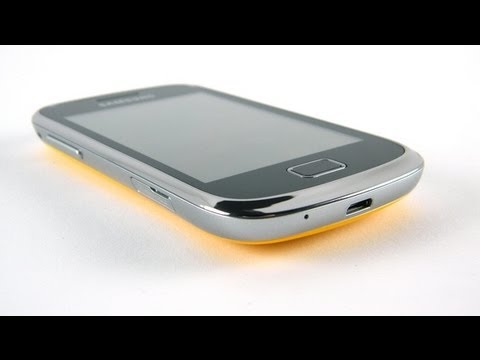 Poradnik jak zdjąć BRAND z telefonu Samsung galaxy mini 2