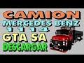Transporte Pascal camion Mercedes Benz 1114 GTA SA
