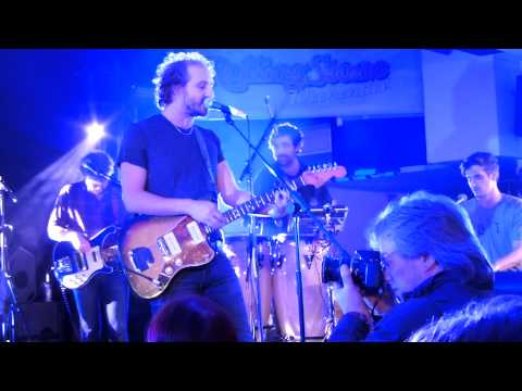 Phosphorescent - Terror In The Canyons (The Wounded Master) - Live @Rolling Stone Weekender 2013-11