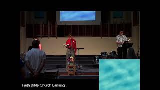 """The Mercy of God"" - Sunday Morning Service - 7 June 2020"