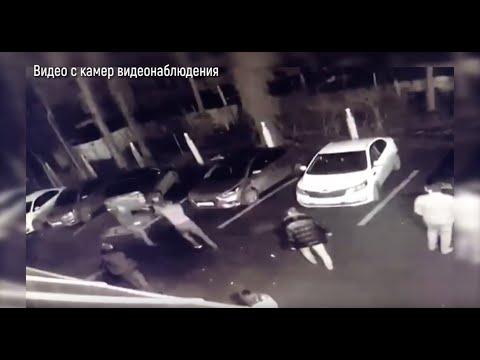 Конфликт в Ивантеевке на Первомайской 14  из травматического оружия