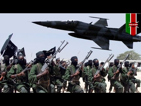 Kenya attacks: airstrikes launched against al-Shabaab after Garissa University massacre