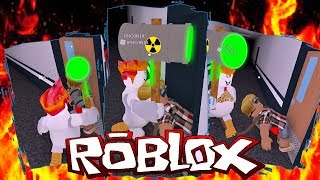 Roblox Nuclear Hammer In Flee The Facility