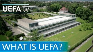 What is UEFA?
