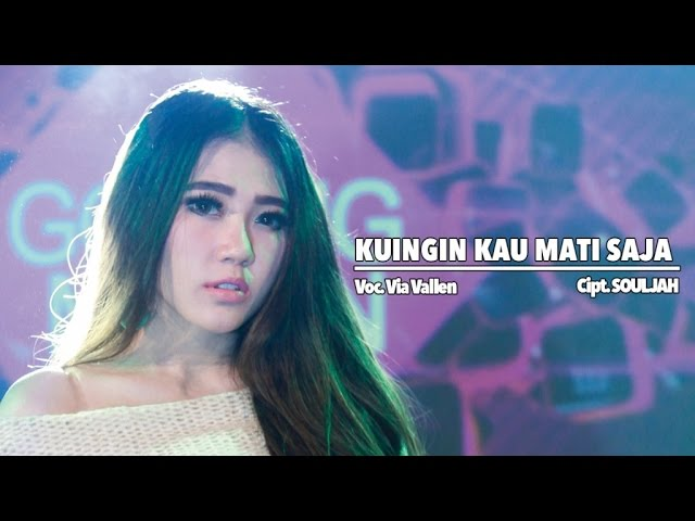 Via Vallen - Kuingin Kau Mati Saja (Official Music Video) #1
