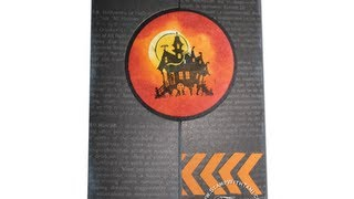 Best Of Halloween - Haunted House - Flip Card Featuring Stampin Up