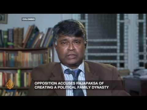 Clinging to power in Sri Lanka? - 20 Nov 2014