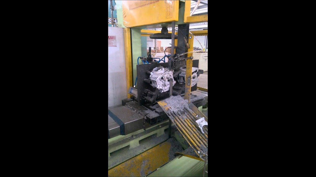Riser Cutting Machine Youtube