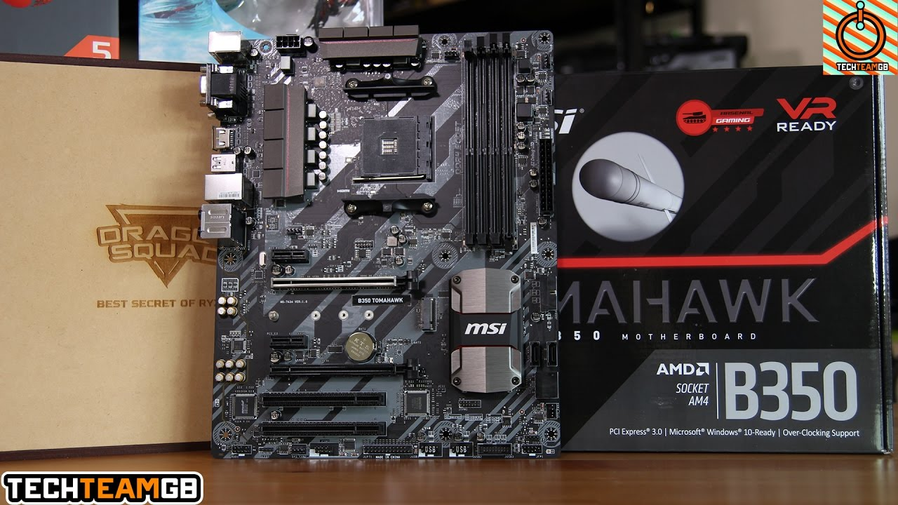 MSI B350 Tomahawk Review | The board for everyone