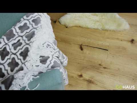 Mersey European Oak Hardwood Flooring