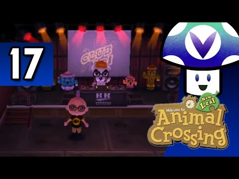 [VineClassics] Vinny - Animal Crossing: New Leaf (part 17) + Art!