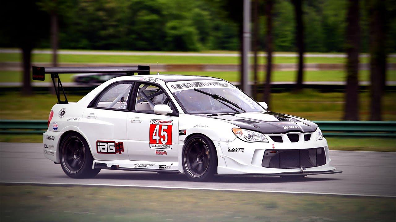 Iag Performance Dan Kroll S Aka Boost Junkie Subaru Sti Racecar