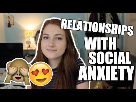 Overcoming social anxiety dating forums