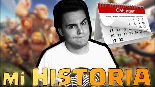 MI HISTORIA | Clash of Clans en ESPAÑOL → [ Newton Games ]