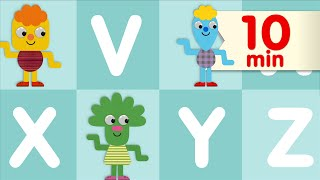 Learn the ABCs with The Alphabet Chant plus a few more of our favor...