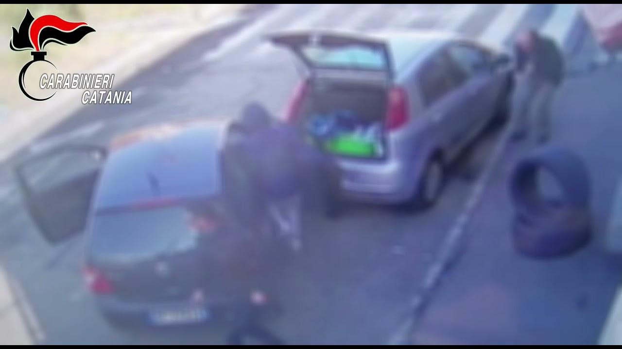 Giarre, armati aggrediscono un automobilista di 71 anni