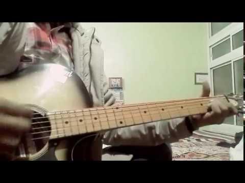 Tune Mere Jaana Kabhi Nahi Jaana Song Guitar Cover By Aman