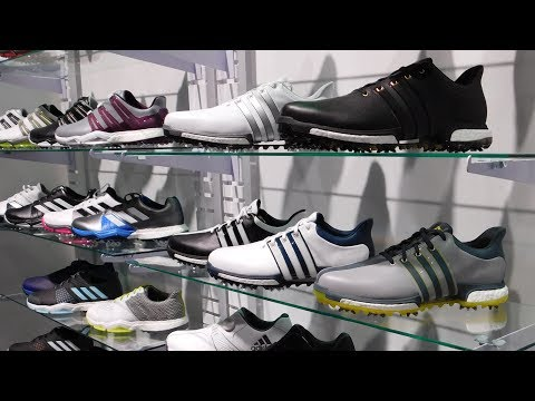 Golf Spotlight 2017 - adidas Golf Footwear