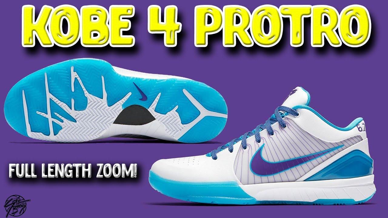 ae7be9e34d43 Nike Kobe 4 PROTRO Release Date + Tech Specs! - YouTube