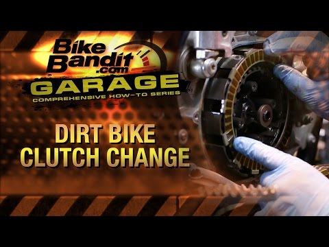 How-to Inspect and Replace a Motorcycle Clutch | BikeBandit.com