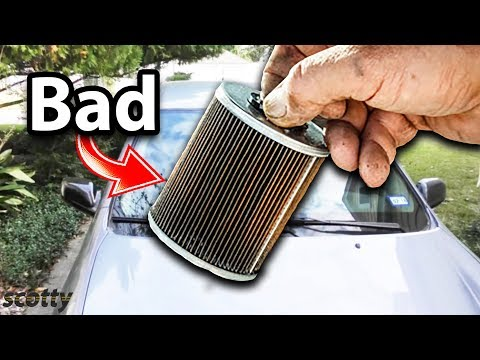 Here's What Happens if You Don't Change the Fuel Filter in Your Car