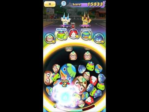 YO-KAI WATCH Wibble Wobble Game Footage