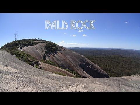 Bald Rock National Park