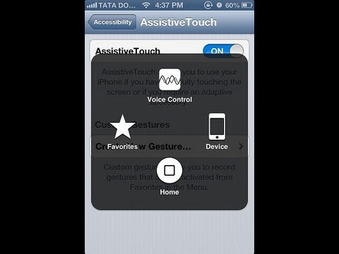 Download Is Your iPhone Home Button Not Working? How to Use AssistiveTouch As Replacement