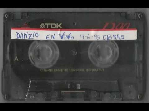 Danzig en vivo en Obras 17/06/1995 - Bs. As. - Argentina