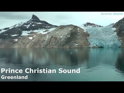 WHAT TO SEE IN Prince Christian Sound, Greenland