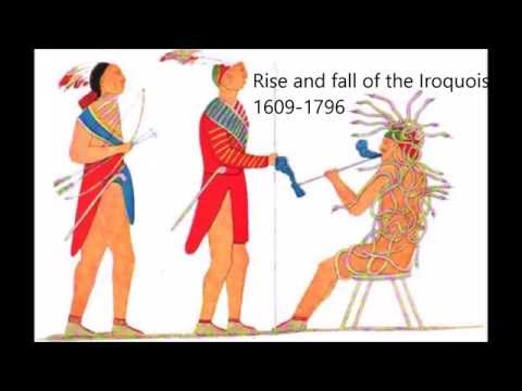 Rise and Fall of the Iroquois