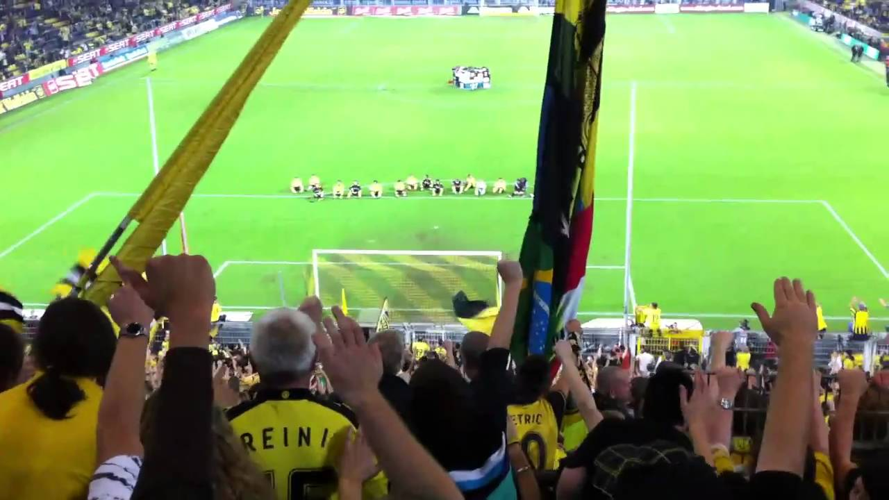 BvB - FcK 5:0 - nach dem Spiel 22.09.2010