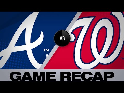 swanson,-freeman-lead-braves-past-the-nats-|-braves-nationals-game-highlights-6/22/19