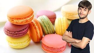 Macarons Rezept: Tipps & Tricks Für Perfekte Macarons #creepyhollow